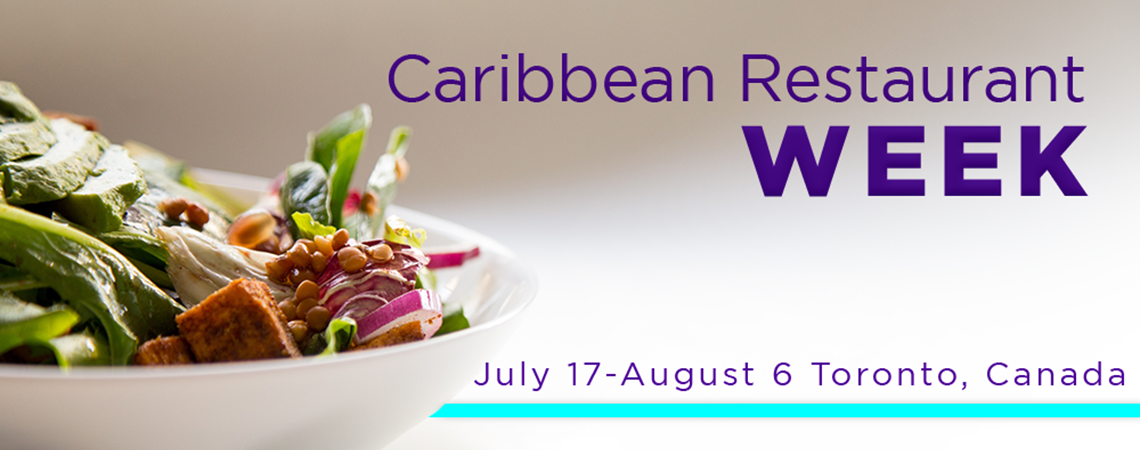 Caribbean Restaurant Week
